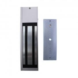 OP-500-2D (500 KG Manyetik Kilit) Kapı Durum Kontrollü